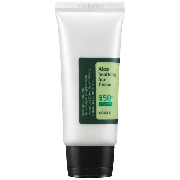Protetor Solar Aloe Soothing FPS 50 PA+++ da COSRX 50 ml