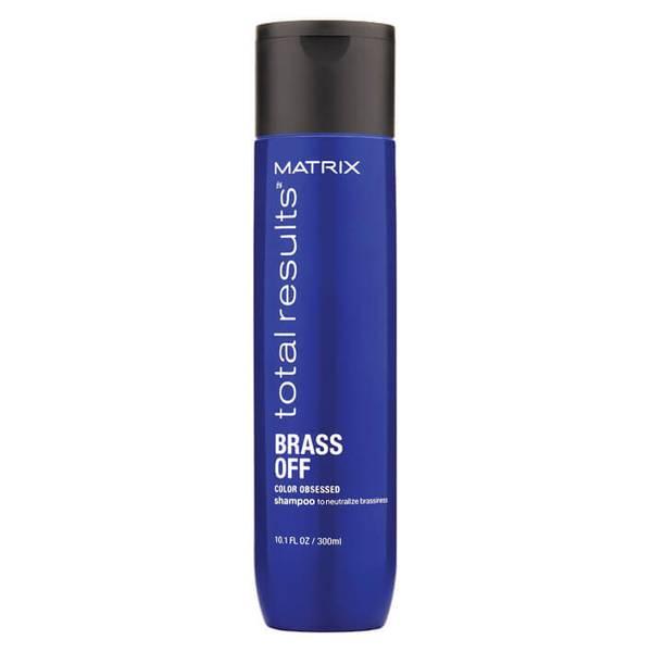 Matrix Total Results Brass Off Shampoo 10.1 oz
