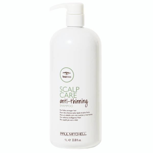Paul Mitchell Tea Tree Scalp Care Anti-Thinning Shampoo 1000ml