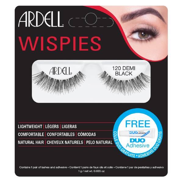 Ardell Demi Wispies False Eyelashes – 120 Black
