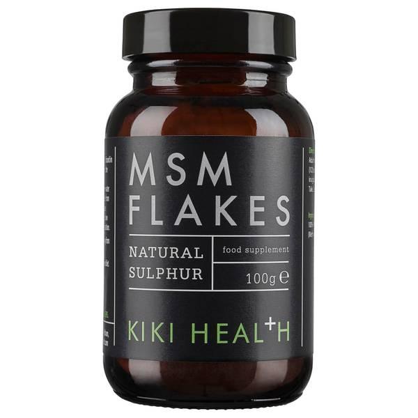 KIKI Health MSM Flakes 100g