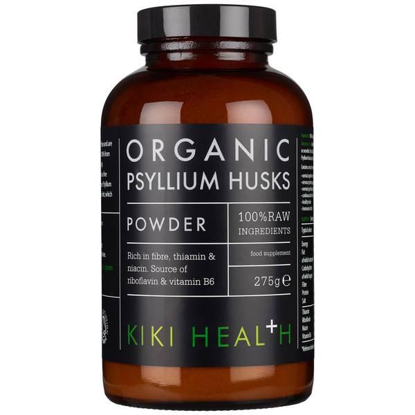 KIKI Health Organic Psyllium Husk Powder 275g