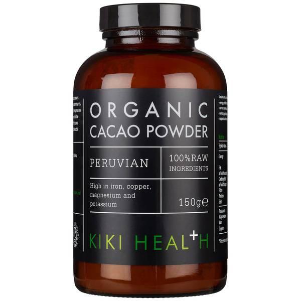 KIKI Health Organic Cacao Powder 150 g