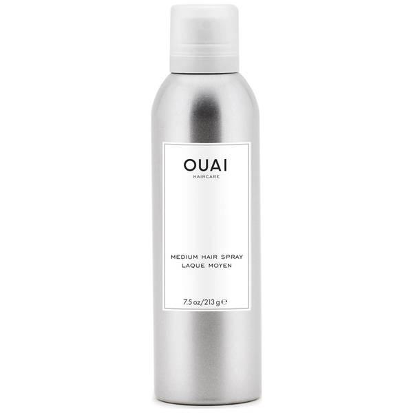 OUAI Medium Hair Spray 204g
