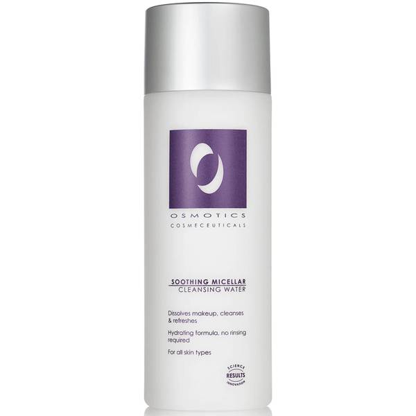Osmotics Cosmeceuticals Soothing Micellar Cleansing Water