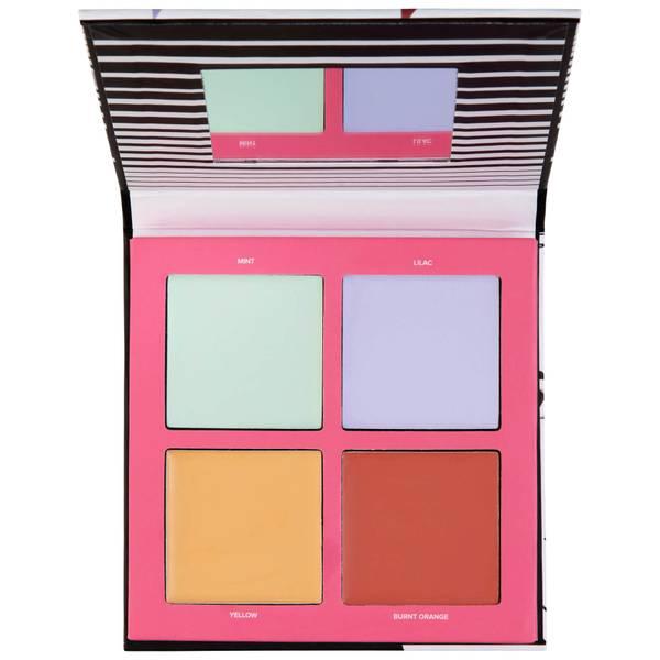 Палетка корректоров Lottie London Cream Colour Correcting Palette 16,8 г