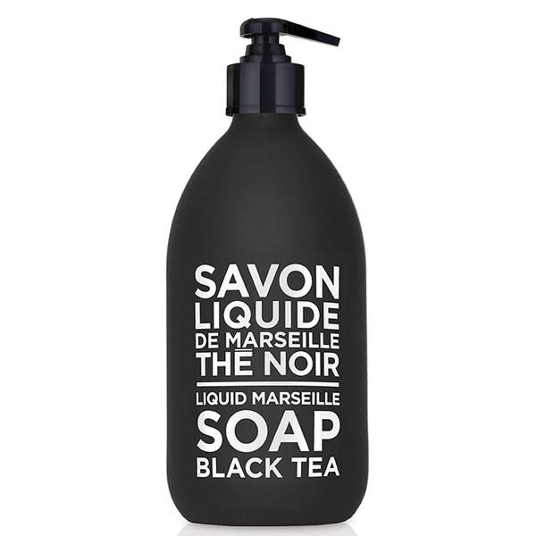 Compagnie de Provence Liquid Marseille Soap 500 ml – Black Tea