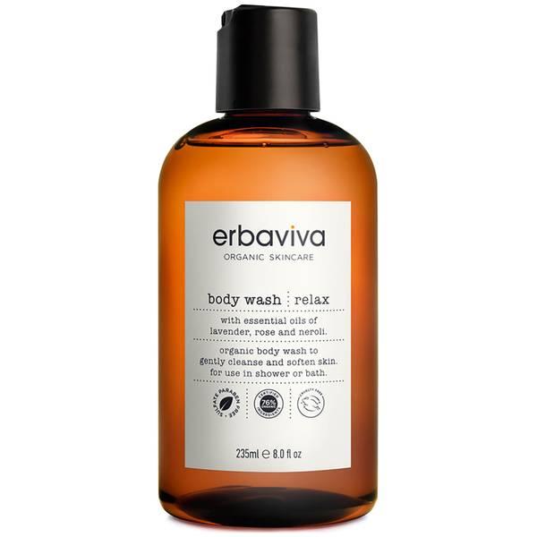 Erbaviva Relax Body Wash