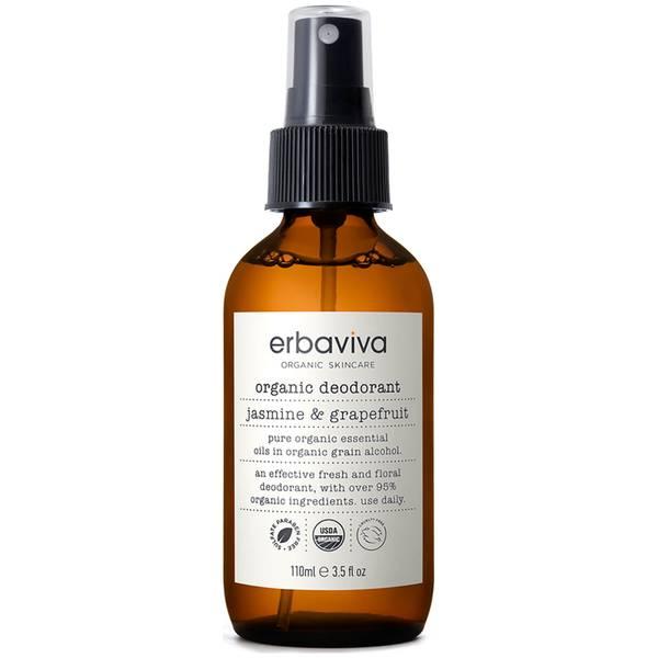 Erbaviva Jasmine Grapefruit Organic Deodorant