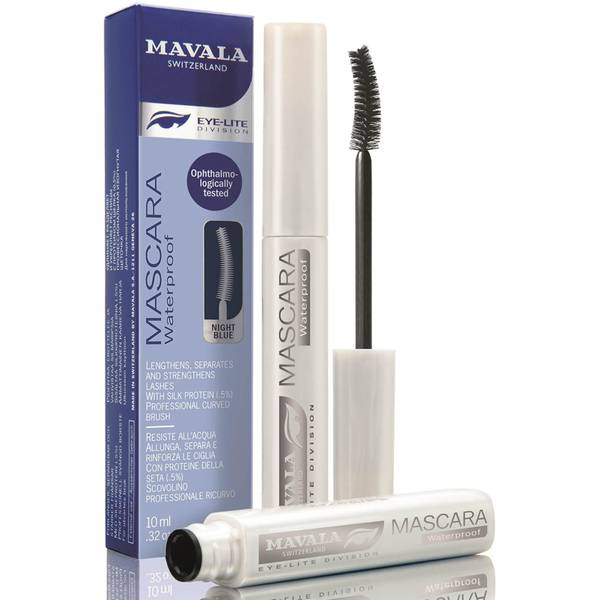 Mavala Treatment Waterproof Mascara - Night Blue 10ml