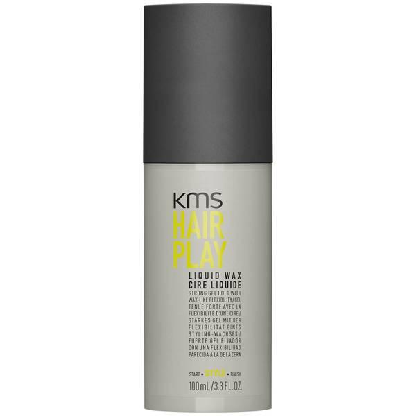 KMS Hairplay Liquid Wax wosk w płynie do stylizacji włosów 100 ml