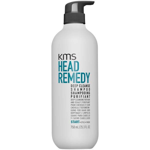 KMS Head Remedy shampoo purificante 750 ml