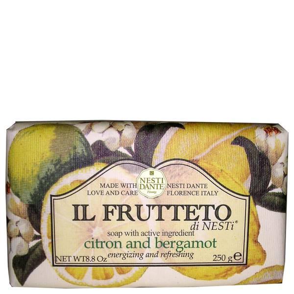 Nesti Dante Il Frutteto Citron and Bergamot Soap(네스티 단테 일 프루테토 시트론 앤 베르가못 솝 250g)