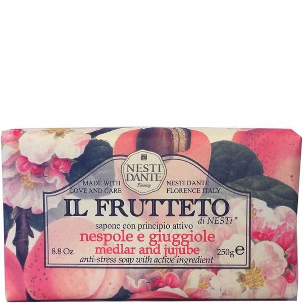 Nesti Dante Il Frutteto Medlar and Jujube Soap 250 g