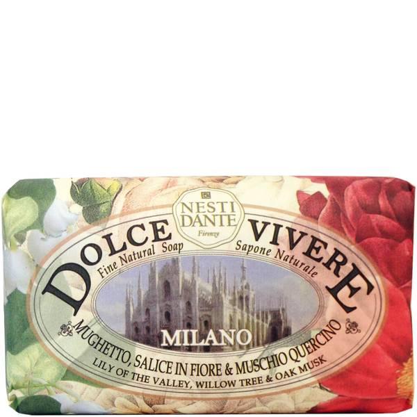 Мыло серии «Сладкая жизнь: Милан» Nesti Dante Dolce Vivere Milano Soap 250г