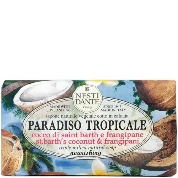 네스티 단테 파라디소 트로피칼 세인트 배스 코코넛 & 프란기파니 솝 250g