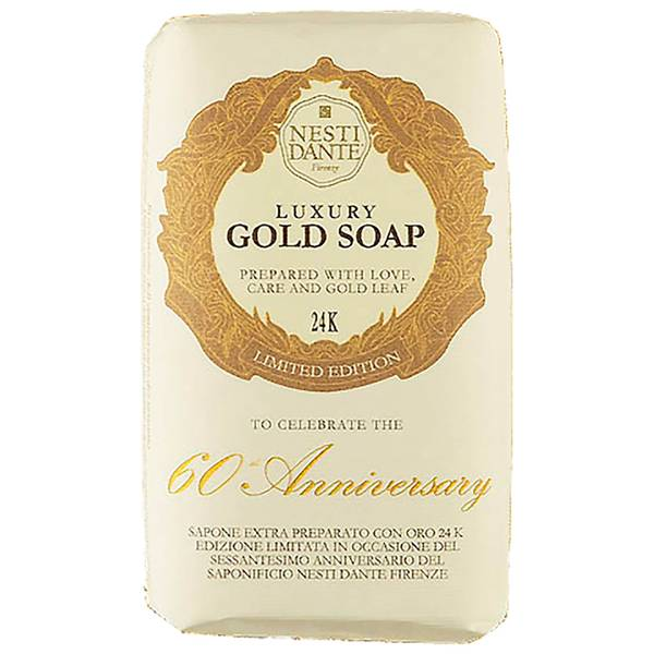 Nesti Dante Gold Leaf Natural Soap(네스티 단테 골드 리프 내추럴 솝 250g)