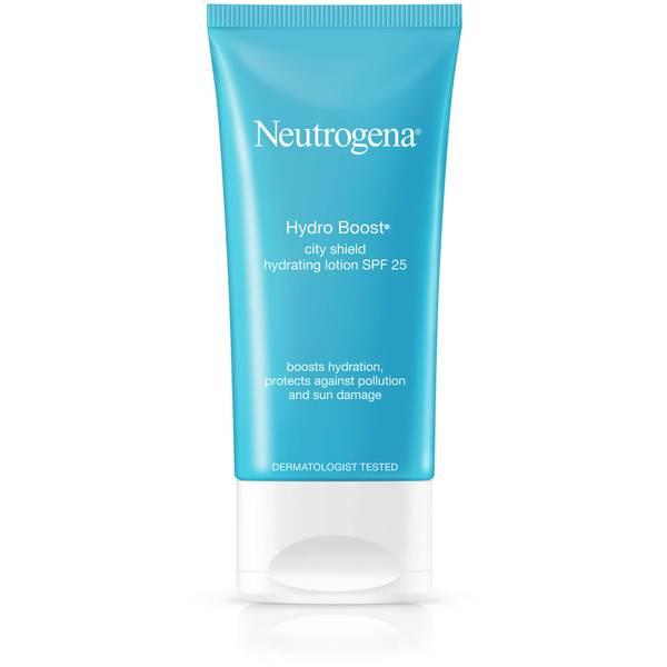 Neutrogena Hydro Boost City Shield SPF25 Moisturiser and Facial Sunscreen 50ml