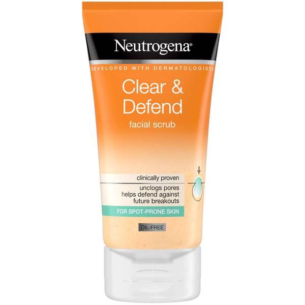Neutrogena® Clear & Defend Facial Scrub