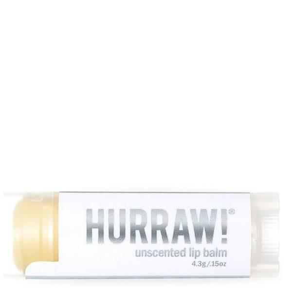 Hurraw! Unscented Lip Balm(허로우! 언센티드 립 밤)