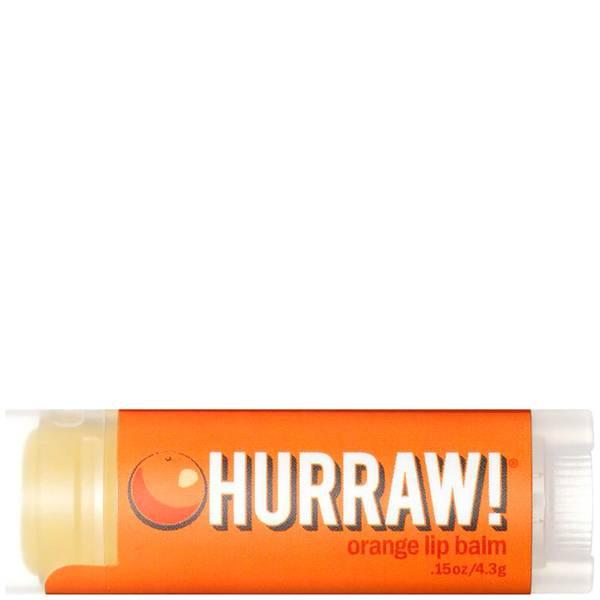 Hurraw! Orange Lip Balm(허로우! 오렌지 립 밤)