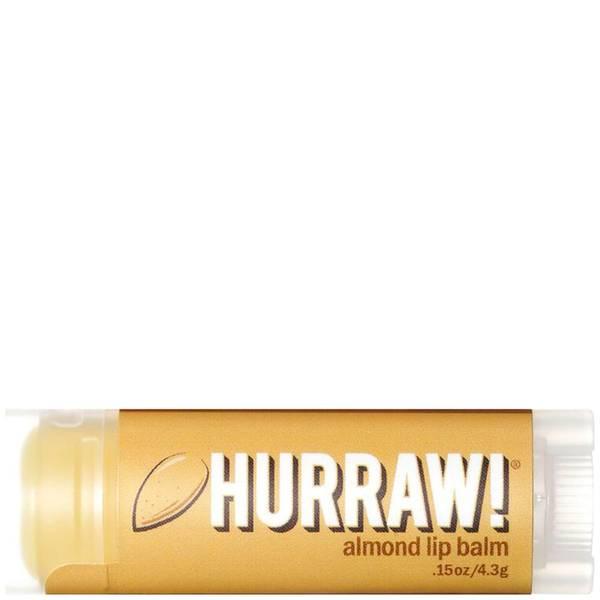 Hurraw! Almond Lip Balm(허로우! 아몬드 립 밤)