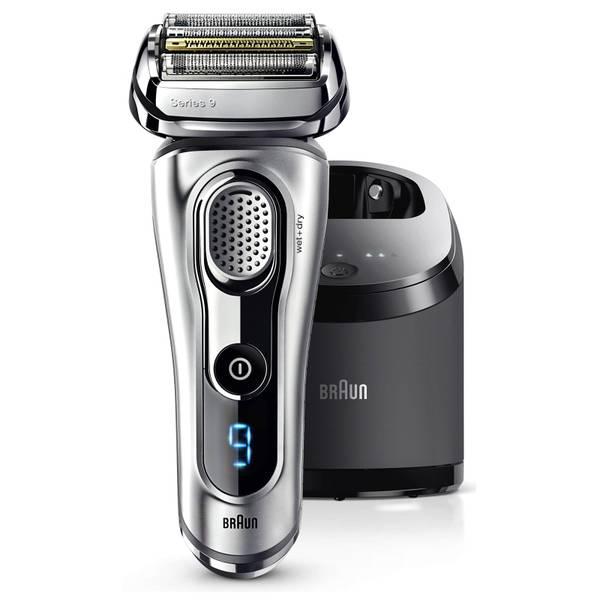 Máquina de Barbear Elétrica Series 9 9290Cc Wet and Dry da Braun