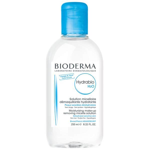 Bioderma Hydrabio Cleansing Micellar Water Dehydrated Skin 250ml