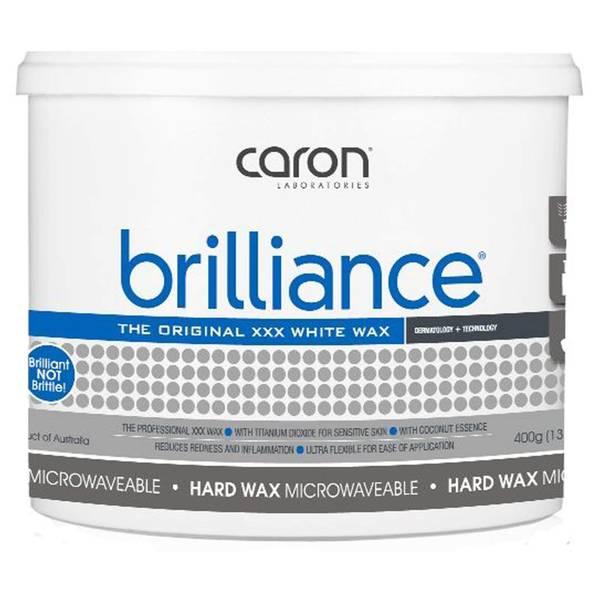 Caron Brilliance Microwaveable Hard Wax 400g