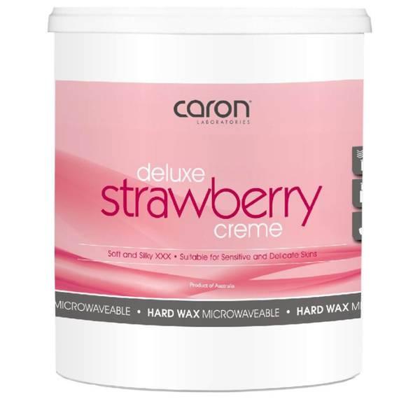 Caron Strawberry Creme Microwaveable Hard Wax 800g