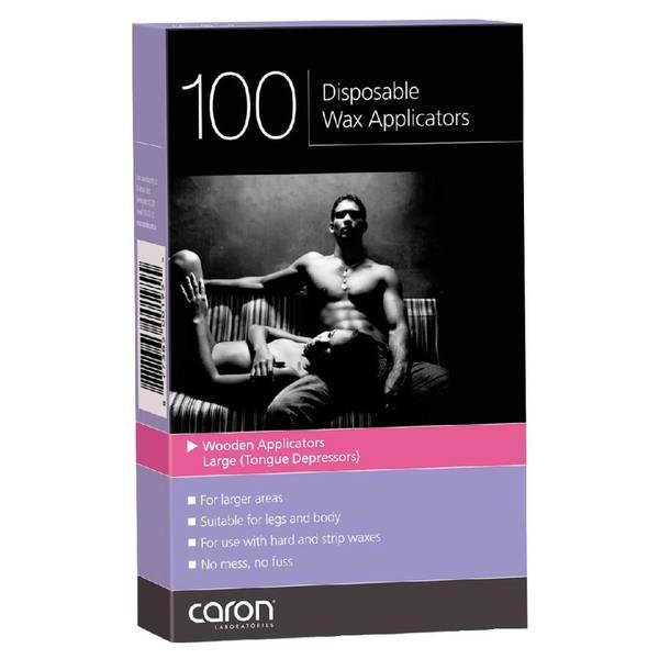 Caron Tongue Depressors Large Spatula 100Pk