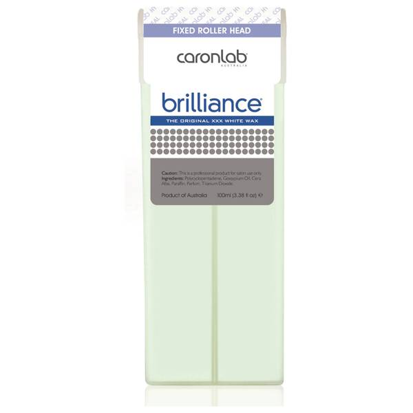 Caronlab Brilliance The Original Xxx White Wax Cartridge 100ml