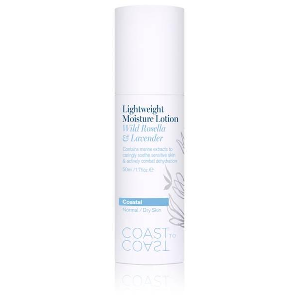 Coast to Coast Coastal Lightweight Moisture Lotion 50ml