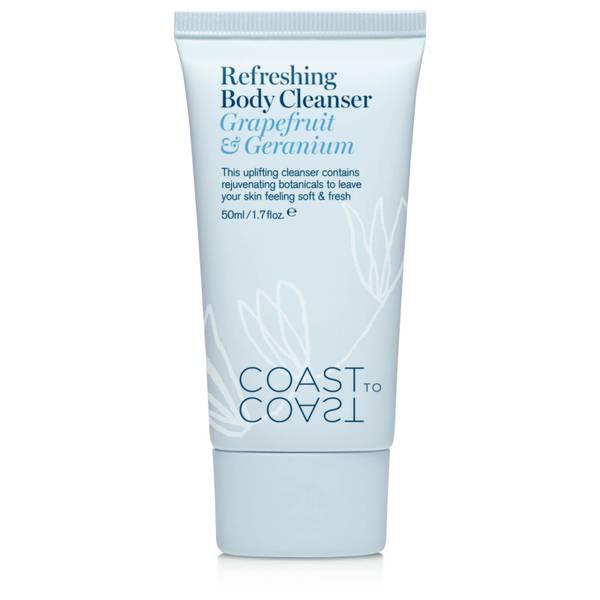 Coast to Coast Coastal Refreshing Body Cleanser 50ml