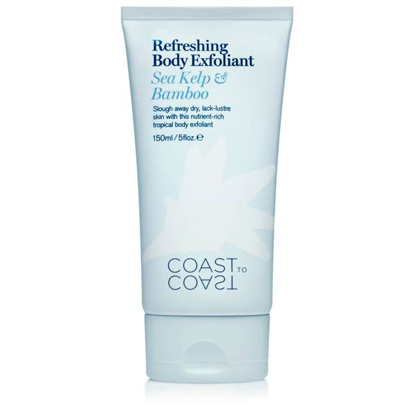 Coast to Coast Coastal Refreshing Body Exfoliant 150ml