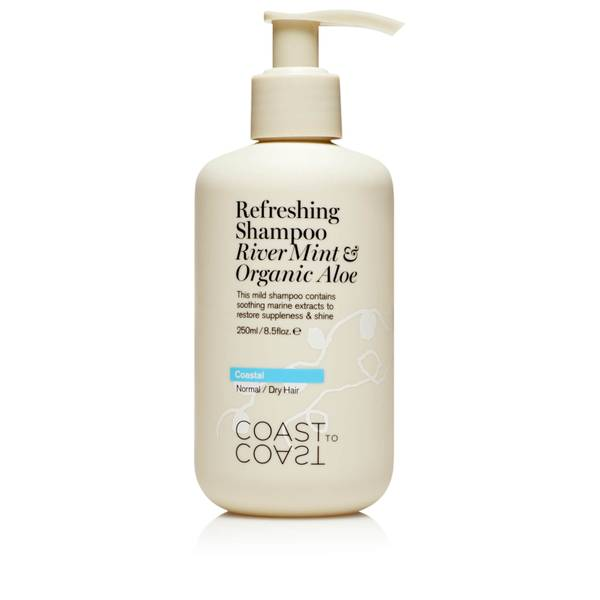 Coast to Coast Coastal Refreshing Shampoo 250ml