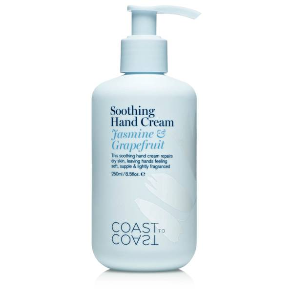 Coast to Coast Coastal Soothing Hand Cream 250ml