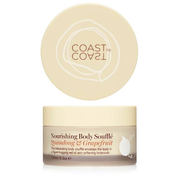 Coast to Coast Outback Nourishing Body Souffle 100ml