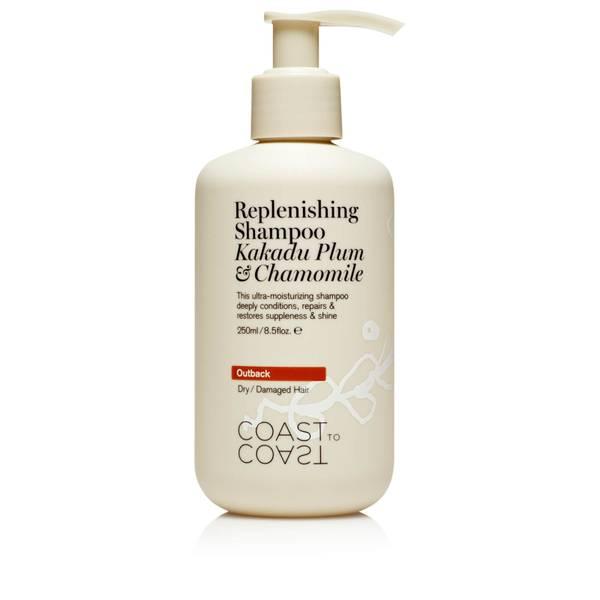 Coast to Coast Outback Replenishing Shampoo 250ml