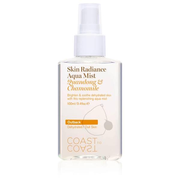 Coast to Coast Outback Skin Radiance Aqua Mist 100ml