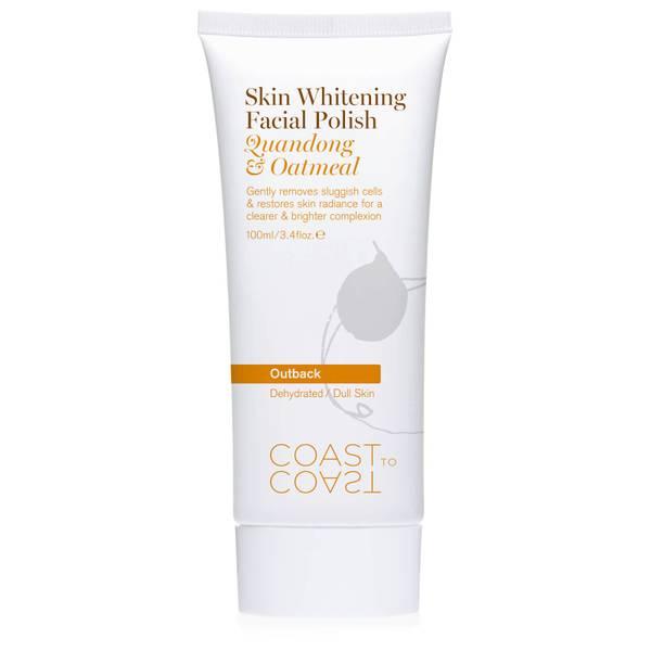 Coast to Coast Outback Skin Whitening Face Polish 100ml
