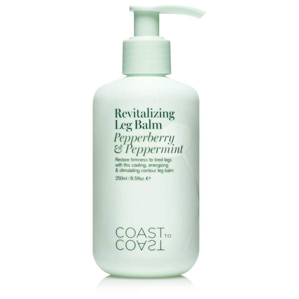 Coast to Coast Rainforest Revitalizing Leg Balm 250ml