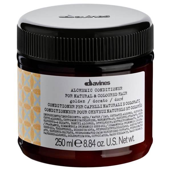 Davines Alchemic Conditioner - Golden 250ml