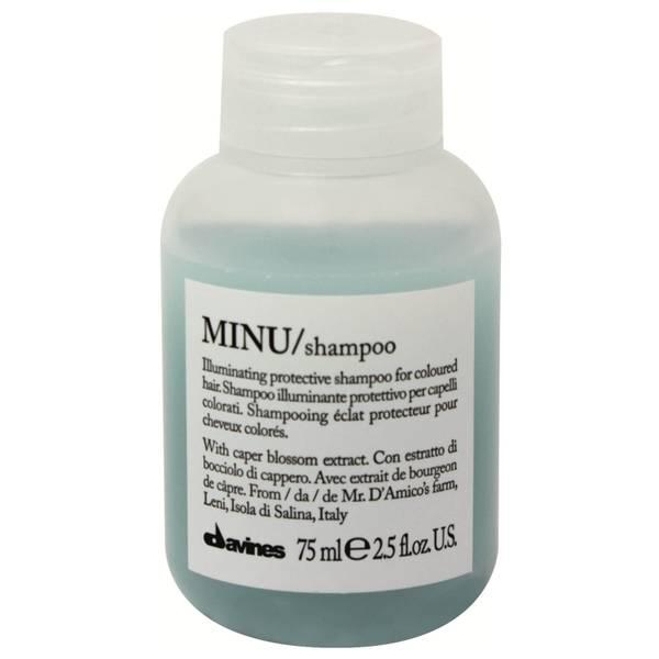 Davines MINU Illuminating Shampoo 75ml
