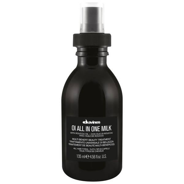 Davines OI All In One Milk Multi Benefit Beauty Treatment 135ml