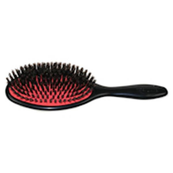 Denman Grooming Natural Bristle Brush Large