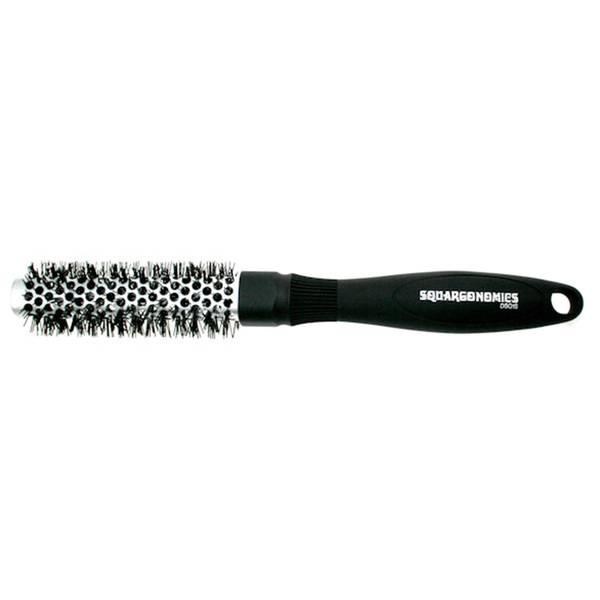 Denman Squargonomic Silver Brush Dsq1S Small 20mm