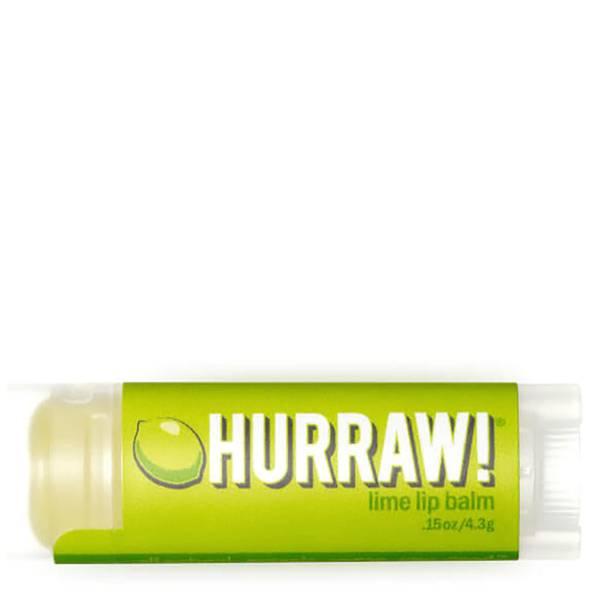 Hurraw! Lime Lip Balm(허로우! 라임 립 밤 4.3g)