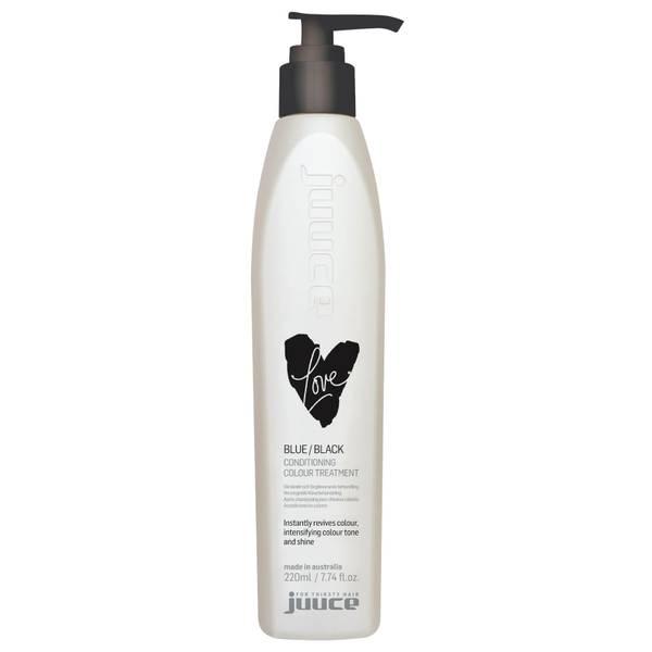 Juuce Love Conditioning Colour Treatment Blue/Black 220ml