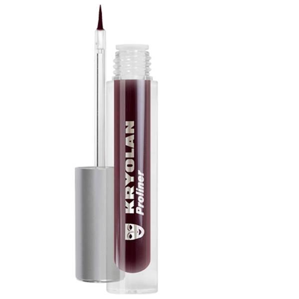 Kryolan Professional Make-Up Proliner - Aubergine 4ml